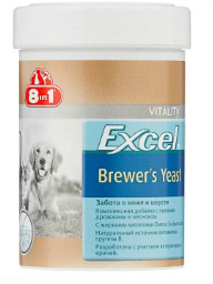 8 in 1 excel brewer's yeast