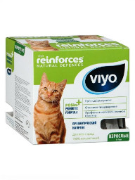 viyo reinforces cat